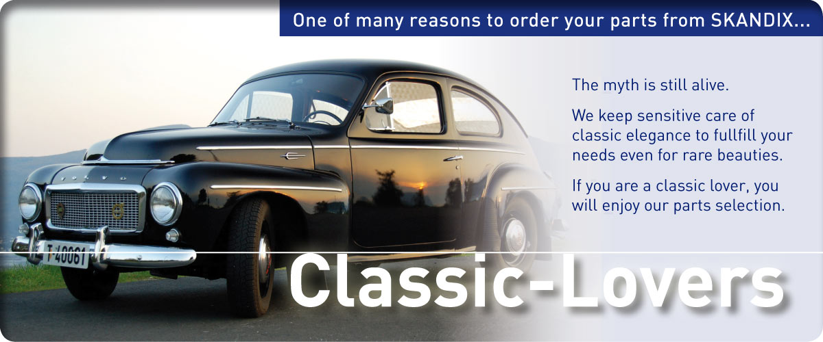 Skandix Your Quality Choice In Volvo And Saab Car Parts
